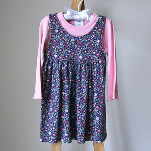 Healthtex Dress with Top